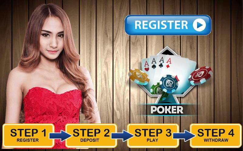 Bandar Poker Online Dengan Deposit Minimal 10 ribu